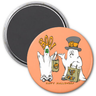 Cute Ghosts Refrigerator Magnets