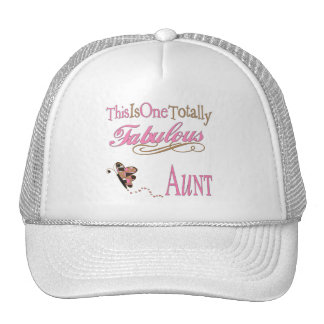 Cute Gifts For Aunts Mesh Hat