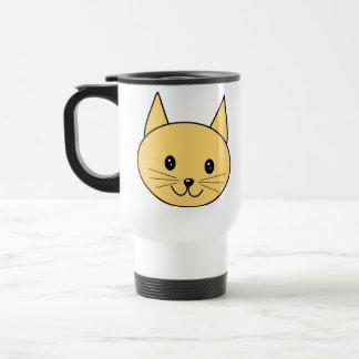 Cute Ginger Cat. Coffee Mug