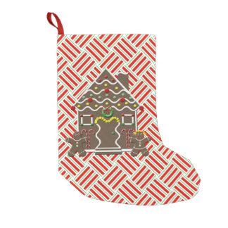 Cute Gingerbread House Christmas Cookies Festive