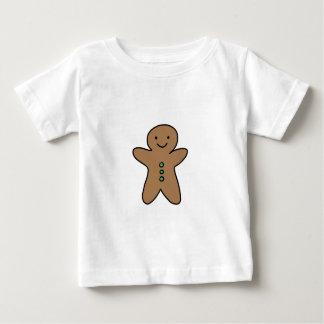 CUTE GINGERBREAD MAN BABY T-Shirt