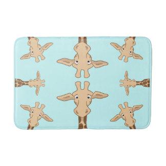 Cute Giraffe Bath Mats