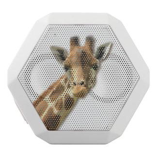 Cute Giraffe White Boombot Rex Bluetooth Speaker