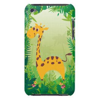 Cute Giraffe iPod Touch Case-Mate Case