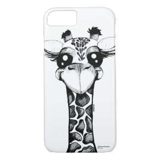 Cute Giraffe Case