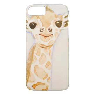 Cute Giraffe Iphone Case