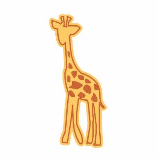 Cute Giraffe Magnet/Sculpture Acrylic Cut Out