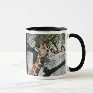 Cute Giraffe Mug