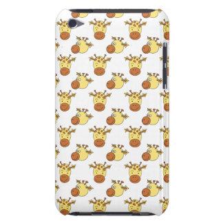 Cute Giraffe Pattern iPod Touch Case-Mate Case