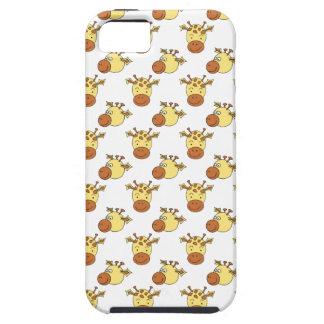 Cute Giraffe Pattern. iPhone 5 Case