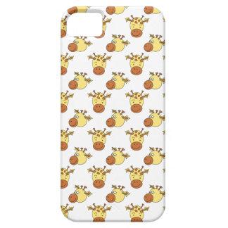Cute Giraffe Pattern. iPhone 5 Covers