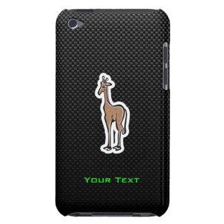 Cute Giraffe Sleek Barely There iPod Case
