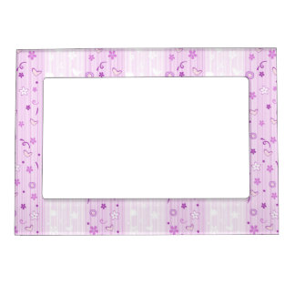 Cute girly photo frame