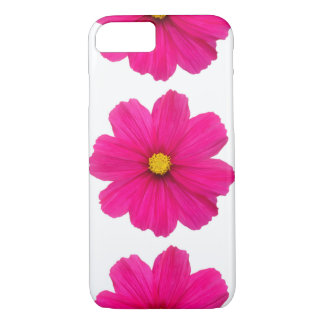 cute girly pink flower iPhone 7 case