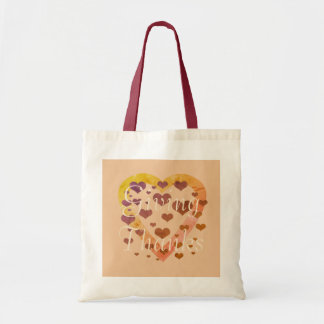 Cute Giving Thanks Fall Tote
