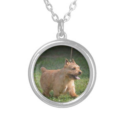 Cute Glen of Imaal Terrier Custom Necklace