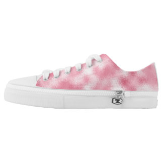 ★  Cute Glitter Pink Low Tops