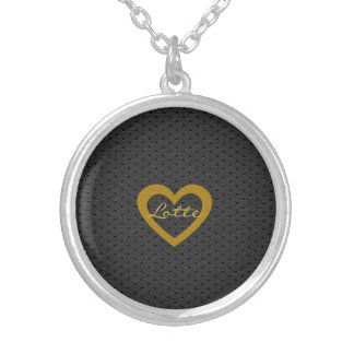 Cute Gold Heart Fashion Necklace