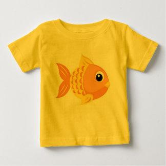 Cute Goldfish Baby T-Shirt