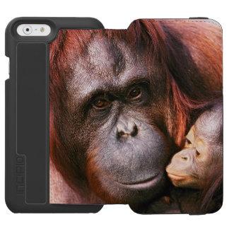 Cute Gorilla Incipio iPhone 6 Wallet Case Incipio Watson™ iPhone 6 Wallet Case