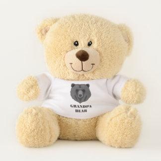 Cute Grandpa Bear Teddy Bear
