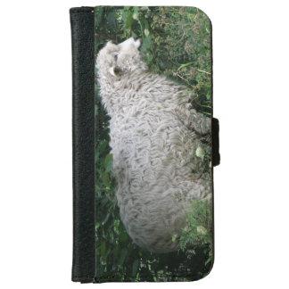 Cute Greedy Sheep Eating iPhone Case