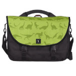 Cute Green Dinosaurs Patterns for Boys