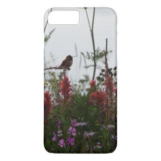 cute green Hummingbird at Dusk iPhone 7 Plus Case