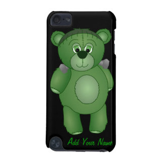 Cute Green Teddy Bear - Frankenbear s Monster iPod Touch (5th Generation) Cases