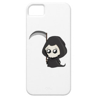 Cute Grim Reaper Barely There iPhone 5 Case