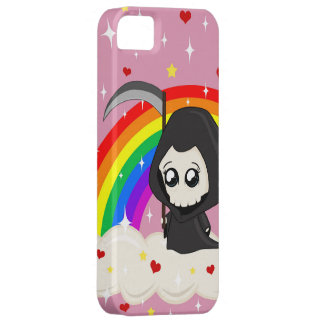 Cute Grim Reaper Case For The iPhone 5