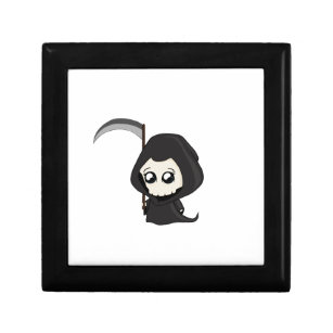 Cute Grim Reaper Gift Box