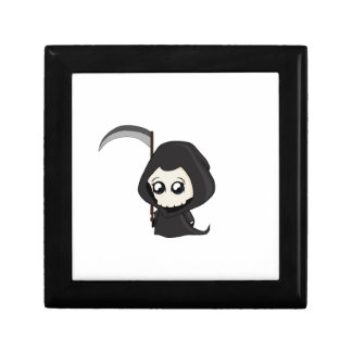 Cute Grim Reaper Gift Box