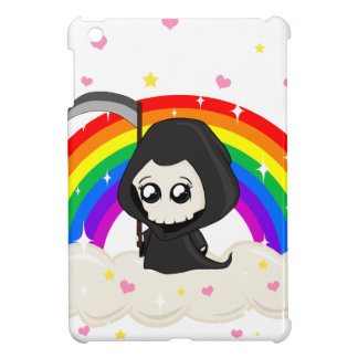 Cute Grim Reaper iPad Mini Cases