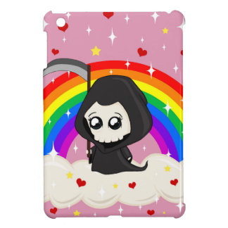 Cute Grim Reaper iPad Mini Cover