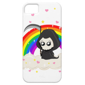 Cute Grim Reaper iPhone 5 Cover