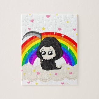 Cute Grim Reaper Jigsaw Puzzle