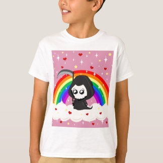 Cute Grim Reaper T-Shirt