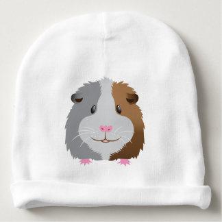 cute guinea pig face baby beanie