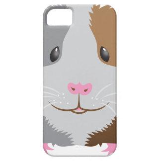 cute guinea pig face iPhone 5 cover