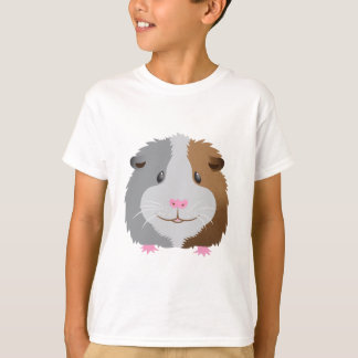 cute guinea pig face T-Shirt