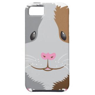 cute guinea pig face tough iPhone 5 case