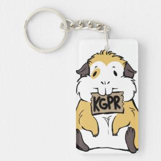 Cute Guinea Pig Keychain
