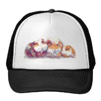Cute Guinea Pigs Hats