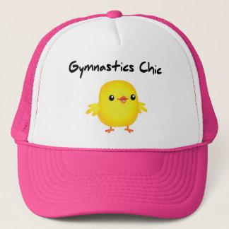 Cute Gymnastics Chic Hat for Gymnasts