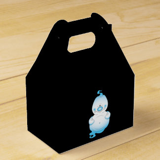 Cute Halloween Ghost Cartoon Favour Box