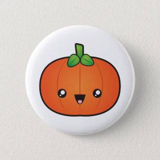 Cute Halloween Pumpkin 6 Cm Round Badge