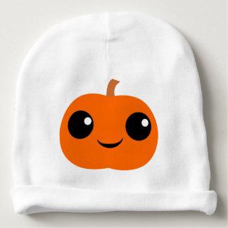 Cute Halloween Pumpkin Baby Beanie