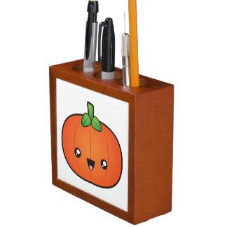 Cute Halloween Pumpkin Desk Organiser