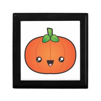 Cute Halloween Pumpkin Gift Box